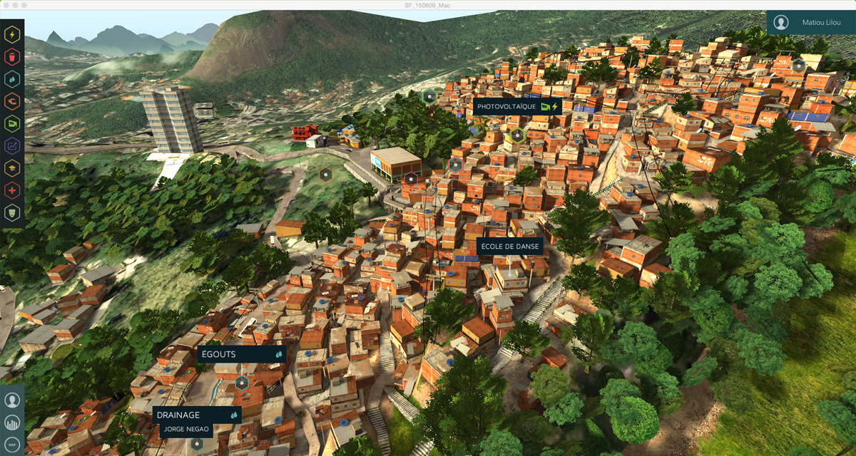 Screenshot Smart Favela